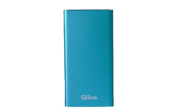 Couleur blanche, 8000 mAh, pouvant recharger 2,5x mon Samsung S6